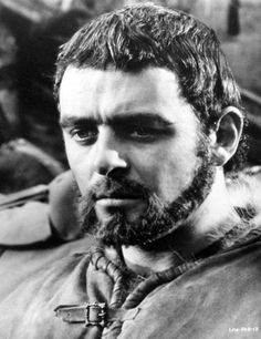 Young Anthony Hopkins.  The Lion in Winter.  This was the first movie I saw him in when I was young.  I've loved him ever since.