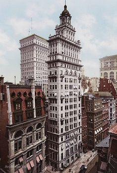 1897 - Gillender Building, New York