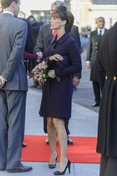 Princess Mary of Denmark and Princess Marie at Danish opening of Parliament - Photo 1 | Celebrity news in hellomagazine.com -- Princess Marie