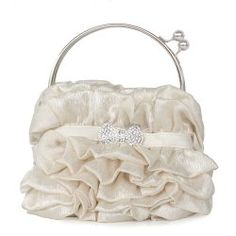 Elegant Satin Wedding/Special Occasion Evening Bag/Clutches(More Colors). Get incredible discounts up to Off at Light in the Box with Coupons and Promo Codes. Handbag Accessories, Wedding Accessories, Fashion Accessories, Bridal Handbags, Wedding Bag, Wedding Ideas, Stylish Handbags, Purple Bags, Short Mini Dress