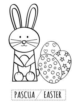 Conejo de Pascua / Easter Bunny
