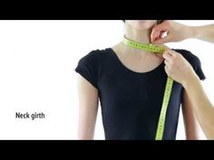 How to Measure a Gymnast for Rhythmic Gymnastics Leotard & Acrobatic Gymnastics Dress Sewing - YouTube