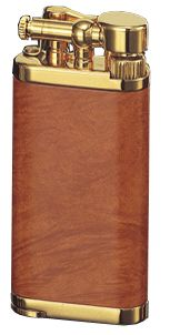 IM Corona Old Boy 1187 Natural Briar Pipe Lighter