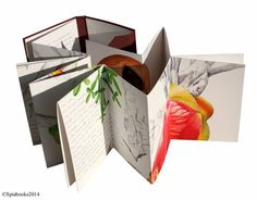 16x Neutrale Kerstdecoraties : Turkish map fold i love hidden messages and notes and journaling