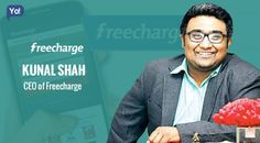 Yo! Success Publish Business Journey of Kunal Shah, CEO of Freecharge  #Freecharge #CEO #SuccessStory