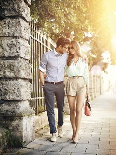 What to wear: engagement outfit ideas classy couple, stylish couple, perfect couple, Couple Chic, Classy Couple, Stylish Couple, Perfect Couple, Couple Shoot, Couple Style, Love Couple, Prenup Outfit, Quoi Porter