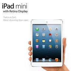 iPad Mini with Retina - 16GB Wi-Fi