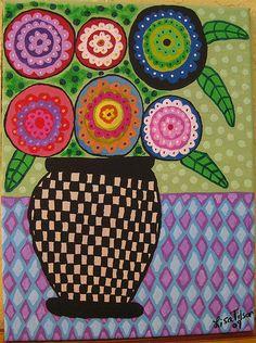 Mexican Flowers 2, Lisa tilson