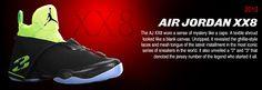 History of Air Jordan | Air Jordan XX8 (2013)