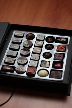 Pierre Marcolini, Brussels  the best chocolates I have had!