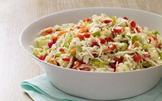 Weight Watchers Sweet & Sour Cole Slaw....the one I posted yesterday was incorrect. Sorry!!