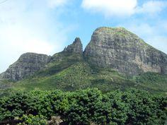 Mountains, Mauritius - 2015