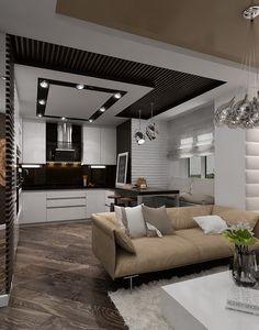Дизайн-проект квартиры фото, Москва | ARTroom