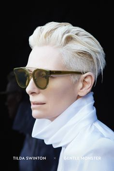TILDA SWINTON X GENTLE MONSTER
