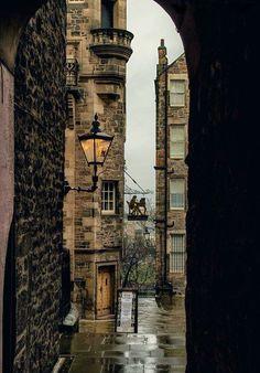 Édimbourg, Écosse photo via sue