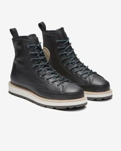 25907f1d67e Converse Chuck Taylor All Star Crafted High Top Boot Unisex Leather Boot