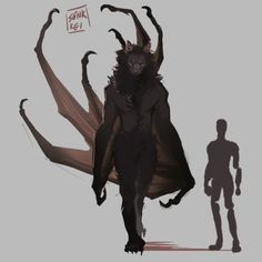 Creature Design Creature Design keto pork and coleslaw - Keto Coleslaw Fantasy Character Design, Character Creation, Character Design Inspiration, Character Art, Monster Concept Art, Fantasy Monster, Monster Art, Creature Feature, Creature Design