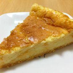 旦那ポンのお母さんから手作りチーズケーキ頂きました☆ めちゃんこ美味しかった*・゜゚・*:.。..。.:*・'(*゚▽゚*)'・*:.。. .。.:*・゜゚・* - 11件のもぐもぐ - チーズケーキ by KUMAPON99