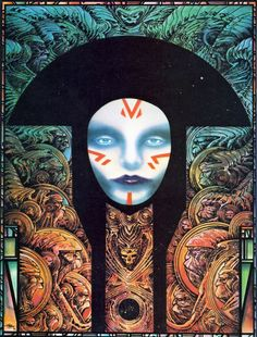 'Salommbo' by Philippe Druillet
