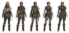 Lara Croft 2015 / Rise of Tomb Raider Character Concept, Character Art, Concept Art, Character Ideas, Relic Hunter, Tomb Raider Lara Croft, Rise Of The Tomb, Pony Drawing, Character Design Inspiration
