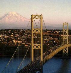 Narrows Bridge, Tacoma Washington
