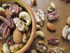 """The Union Square Cafe Bar Nuts - as seen on """"The Best Thing I Ever Ate""""  -THESE ARE SOOO GOOD!"""