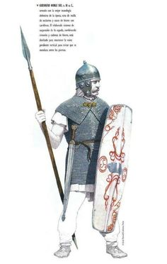 Celtic noble warrior, 3rd cent. BC