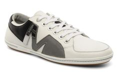 Moschino Callixte - Bianco | Hommes - Chaussures - Sneakers