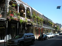 new orleans french quarter - Google Search
