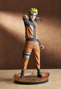 Crunchyroll - Store - Naruto Uzumaki 1/6 Scale Figure