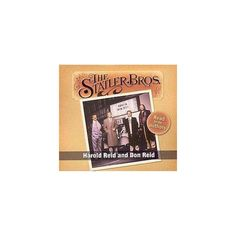 The Statler Brothers - Read by the Authors: Harold Reid and Don Reid (CD)