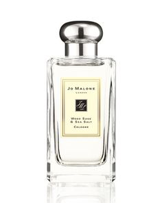 Jo Malone London Wood Sage & Sea Salt Cologne, 3.4 oz. NM Beauty Award Finalist 2016 DetailsEscape the everyday along the windswept shore. Waves breaking white, the air fresh with sea salt and spray.