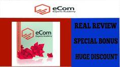 Ecom Experts Academy Review And Bonus Ecom Experts Academy Huge Discount And Live Proof