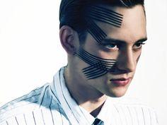 LINE FACE — Patternity