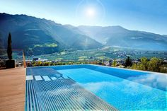 Hotel Wellness, Wellness Programs, Design Hotel, Hotel Zell Am See, Hotel Belvedere, Paradise Pools, Spa Hotel, Forest Bathing, Cool Pools