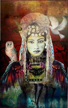 (artist Andrea Matus DeMeng)