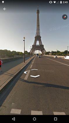 Google Earth: captura de tela