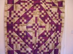 Royal quilt pattern