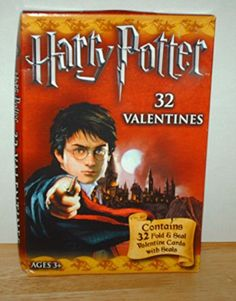 Harry Potter and the Goblet of Fire 32 Valentines (2005) @ niftywarehouse.com