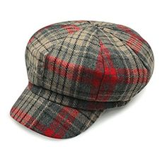 d955522685fed Capello Ottagonale www.giovannagattuso.com cappelli Baker Boy