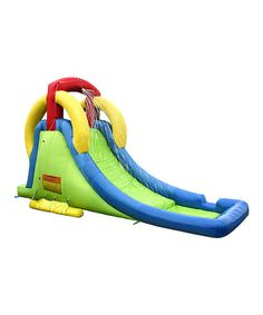Look what I found on #zulily! Zoom Waterslide by KidWise #zulilyfinds