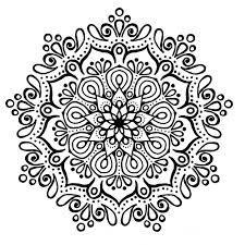 Resultado de imagen para mandalas simples para tattoo