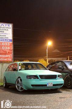 Audi a6 c4 - tuning car