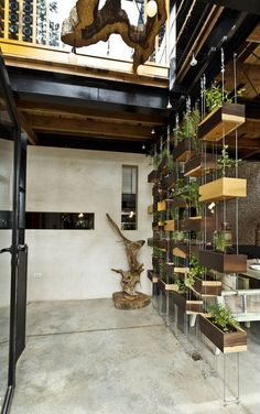 See the selection of the best luxury hotels and luxury restaurantes to make the best of Eindhoven. Coffee Shop Design, Cafe Design, Rustic Restaurant, Restaurant Design, Restaurant Restaurant, Vertical Garden Design, Café Bar, Cafe Shop, Retail Design