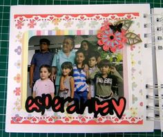 Bisnetos / Barquinho de Papel Scrap