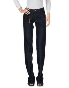 BLUMARINE Denim pants. #blumarine #cloth #dress #top #skirt #pant #coat #jacket #jecket #beachwear #
