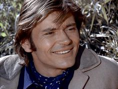 Peter Duel - Alias Smith and Jones, I really liked this guy, could not believe when he died.