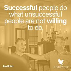 #SundayInspiration: #Successful People Do What Unsuccessful People Are Not Willing To Do.
