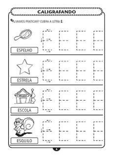 JARDIM COLORIDO DA TIA SUH: Atividades com o Alfabeto Pontilhado pronto para imprimir