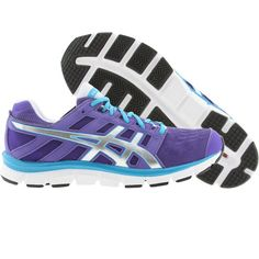 Asics Womens Gel-Blur33 TR (purple / silver / electric blue) S256Y-3693 - $89.99